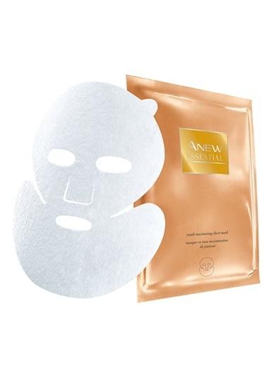 Avon Anew Cilt Görünümünü Gençleştirien Kağıt Maske 1 Adet Renksiz